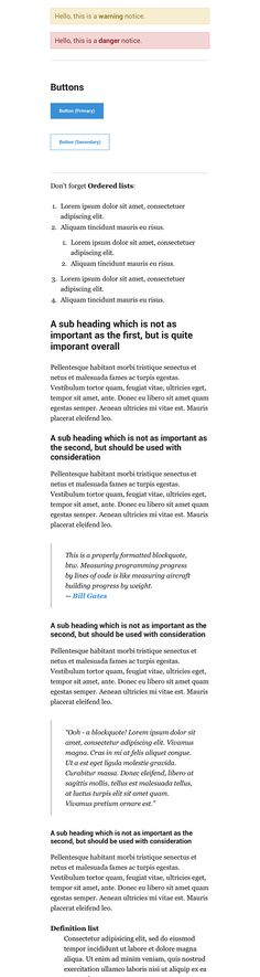 Responsive email template that is optimised for readability Email Design Inspiration, Responsive Email, Email Templates, Lorem Ipsum, Typography Design, Letterpress Printing, Type Design, Typographic Design