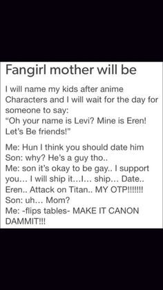 MAKE IT CANON!! THIS THE GREATES THING!! Can u just imagine it tho?? Mum: U MUST BE GAY AND AT YOUR WEDDING WE SHALL DRESS AS TITANS AND YOUR LOVE SHALL DEFEAT US!!!!!!!!!