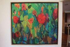 Original painting on canvas by Elia Perez Luna
