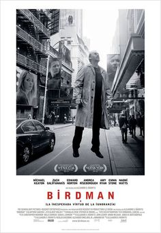 Birdman ou (A Inesperada Virtude da Ignorância) (Filme)