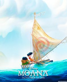 Walt Disney Animation Studios revealed plans today for Moana, a sweeping, CG-animated comedy-adventure about a spirited teenager on an impossible mission to fulfill her ancestors' quest. Disney Dream, Disney Love, Disney Magic, Disney Art, Disney Actual, Disney And More, Moana Disney, Disney And Dreamworks, Disney Pixar