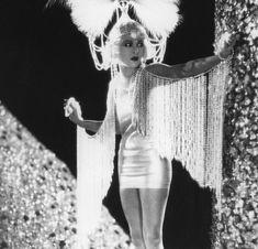 Alla Nazimova for SALOME (Charles Bryant, 1923), costumes by Natacha Rambova.