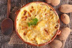 Çok Fransız: Fırında Kremalı Patates - Yemek.com