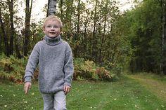 Knitting Patterns Galore - Sturdy Sweater Jr