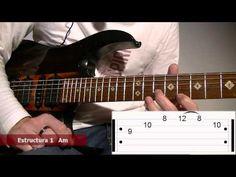 ▶ Como Tocar Sweep Picking #2: (Giardino -Malmsteen): Tutorial Para Guitarra Eléctrica TCDG - YouTube
