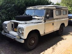 109 series 3 with hardtop, (for sale on autoscout24)SOLD