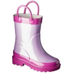 Hello Kitty Toddler Girl S Rain Boots Baby Clothing