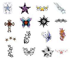 Star Tattoo Meaning 10 Tattoo Stencil Designs, Free Tattoo Designs, Butterfly Tattoo Designs, Tattoo Design Drawings, Tattoo Stencils, Star Tattoos, Love Tattoos, Body Art Tattoos, Turtle Tattoos