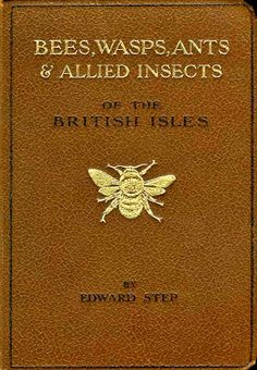 Bees, Wasps, Ants & Allied Insects of the British Isles.