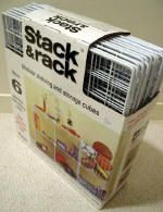 """use stack and rack """"grids"""" to make a guinea pig cage"""