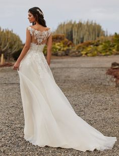 Trouwjurk Blythe Pronovias - Honeymoon shop
