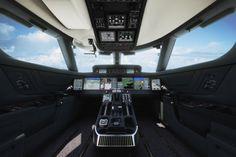 honeywell cockpit