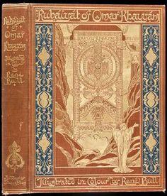 Rubáiyát of Omar Khayyám Rendered into English Verse by Edward Fitzgerald