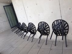 Vitra chairs Vitra Museum, Vitra Chair, Chairs, Design, Furniture, Home Decor, Tire Chairs, Stool, Side Chairs