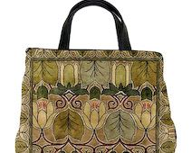 Art Needlepoint Arts and Crafts Weekender Needlepoint Kit Bag from the Art Needlepoint Company. $378.00
