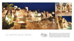 Le cascate delle Ninfee