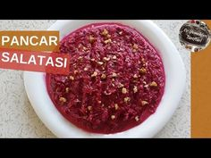 Kırmızı Pancar Salatası Sandviç – The Most Practical and Easy Recipes Salsa, Ethnic Recipes, Food, Hotels, Search, Youtube, Essen, Searching, Salsa Music