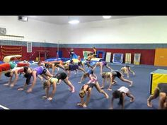 ▶ Cupid Shuffle Workout its pretty tiring- IowaGymNest - YouTube