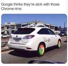 That's gotta take a shitload of ram to run - Memes. Stupid Memes, Stupid Funny, The Funny, Funny Jokes, Car Jokes, True Memes, Dankest Memes, Fuuny Memes, Funny Images