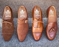 From snuff suede to tan grain calf leather we got you covered. You'll find the pieces in store and online! Tan Shoes Men, Suit Shoes, Dress Shoes, Formal Shoes, Casual Shoes, Estilo Cool, Gentleman Shoes, Oxford Shoes Outfit, Mens Fashion Shoes