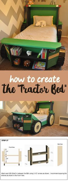 This Tractor Bed Pla