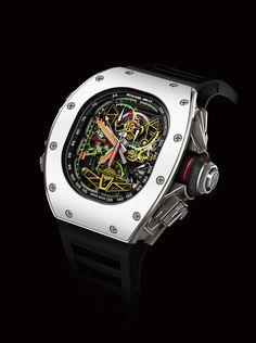Richard Mille RM 50-02 ACJ