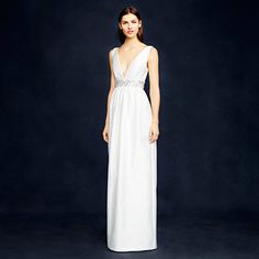 J.Crew Annabelle gown on shopstyle.com