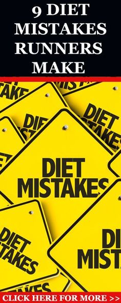 With that said, it pains me to say that I see runners make some serious diet mistakes that end up costing them a lot, compromising their training effectiveness and results—for both the short term and long term. In fact, for many a runner, nutrition is the missing link in their training. So what are these mistakes? And how can you fix them? Read on for the answers…