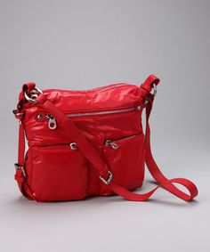 Take A Look At This Red Williamsburg Crossbody Bag By Co Lab Christopher Kon