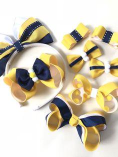 Ribbon Hair Clips, Diy Hair Bows, Headband Hairstyles, Diy Hairstyles, Diy Birthday Decorations, Diy Ribbon, Fabric Flowers, Hair Accessories, Kids Hair Bows