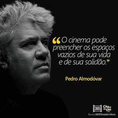 Pedro Almodóvar Pseudo Cinéfilos no Facebook Via: 365 Filmes