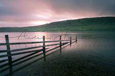 Dawn over Coniston Water