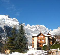 Hotel Zurigo Molveno in Inverno
