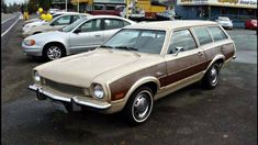 Cheap Equestrian: 1973 Ford Pinto Wagon #Wagons #Ford - https://barnfinds.com/cheap-equestrian-1973-ford-pinto-wagon/