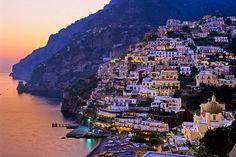 Golfo de salerno Positano (ITALIA)