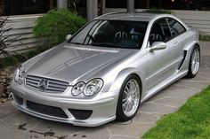 2005 Mercedes-Benz CLK DTM/AMG Coupe