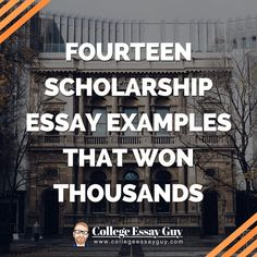 Fourteen Scholarship Essay Examples That Won Thousands ⭐️ Pin for later ⏳ intro paragraph examples, essay starter sentences, oreo opinion writing, examples of personal statements for medical school, five paragraph essay, pro essays