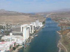 Laughlin, Nv / Colorado River/ Bullhead City,Az