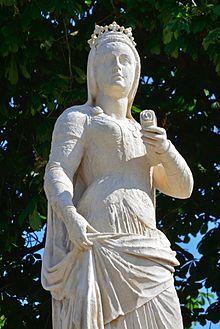 Statut d'Anne de Bretagne - Nantes