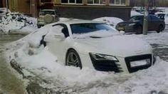 that is going to be shovel job . Russian Road, Audi Cars, Shovel, Vehicles, Lost, Dreams, Dustpan, Car, Vehicle