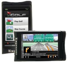 Expresso AG1 3.6-Inch Automotive and Golf GPS Navigator Review