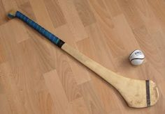 It's a hurling stick, but it really would make a badass war club. No wonder young Cuchulain and the Red Branch boys went into battle with hurling sticks! Hurley Stick, Erin Go Braugh, Learn Krav Maga, Pub Decor, Facts For Kids, Football, Baseball, Stay Fit, Hats For Women