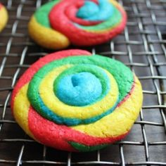 How to Make Gluten-Free Tie Dye Cookies Gluten Free Cookies, Gluten Free Baking, Tie Dye Cupcakes, Tie Dye Party, Kids Allergies, Wheat Free Recipes, Gel Food Coloring, Bake Sale, Yummy Treats