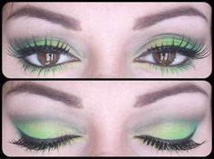 Image result for witch makeup ideas