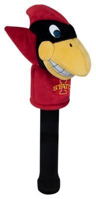 Team Effort NCAA Mascot Golf Club Headcover - Iowa State University