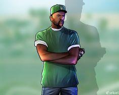 Sweet Artwork by Ezekiel-RN on DeviantArt San Andreas Gta, Groves Street, Club World Cup, Rockstar Games, Playstation Games, Grand Theft Auto, Gta 5, Dodge Charger, I Am Game