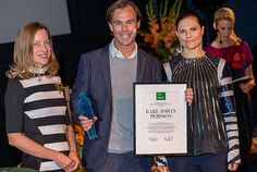 Crown Princess Victoria attended the scholarship award for the Pontus Schultz Foundation at the Swedish Film Institute in Stockholm - 22 September 2014