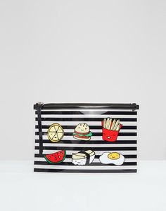 Monki Fast Food Zip