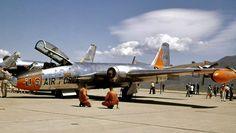 MARTIN B 57 Canberra