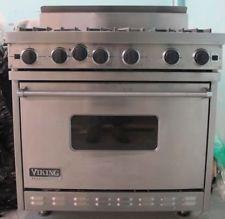Viking Professional Series Vgic3656bss 36 Inch Pro Style Gas Range